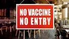 """""""ワクチン一本槍""""の政府方針に民間でもワクチンパス活用広がる このままだと日本は同調圧力で全体主義に"""