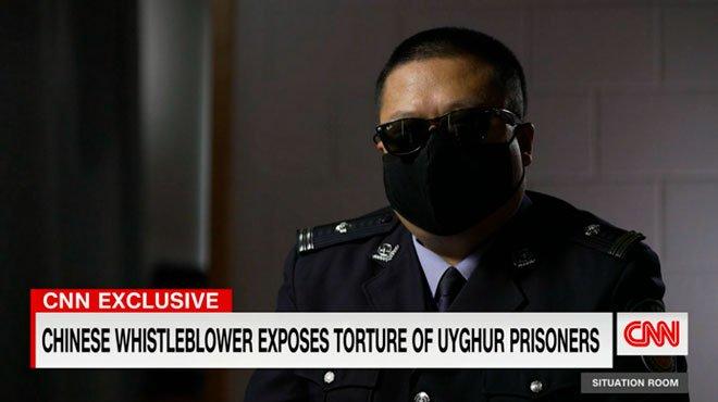 中国の元警察官がウイグル・ジェノサイドの実態語る ナチス超えの悪事は決して許してはならない