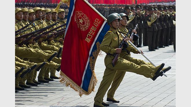 【北朝鮮軍事パレード 覚悟を決めたアメリカ 「逃げ恥」日本は役に立たない