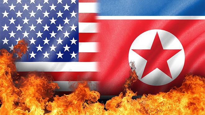 北朝鮮とアメリカは戦争するのか?トランプ政権の本気度