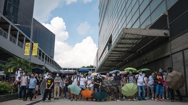 香港の政治トップ「私は中国人です」教育推進を宣言 中国の香港への圧力は強まる一方