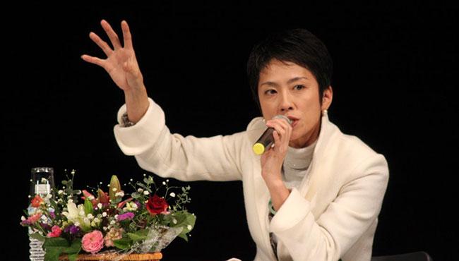 """蓮舫代表、辞任 魂も""""二重国籍""""だった!?"""