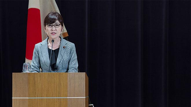 稲田防衛相が日報問題で辞任 憲法9条に縛られ本音言えず「もどかしさ」抱えた1年間
