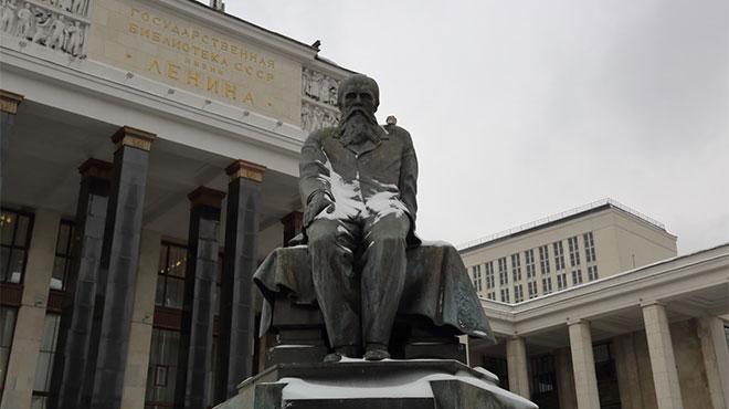プーチンもびっくり!? ドストエフスキーの霊言で明らかになった驚くべきロシア文学の世界史的意義