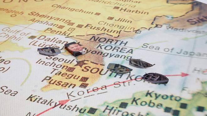 北朝鮮のものとみられる漁船の漂着が相次ぐ 違法操業のみならず工作員の上陸も可能に?