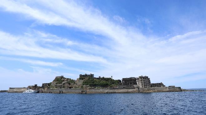 """日本の「軍艦島センター」設置に韓国が反発 徴用工は""""奴隷労働""""ではない"""