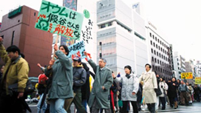 【社会】松本死刑囚、刑執行 オウムを止めたのは幸福の科学だった…通報・デモで捜査を後押し YouTube動画>1本 ->画像>6枚