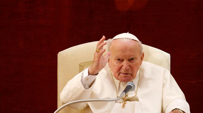 中国民主化のモデルとなる「ソ連を倒したローマ教皇」