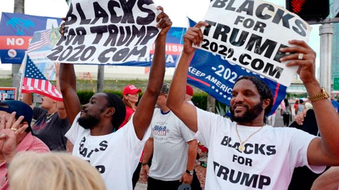 トランプ大統領への黒人支持率が30%超 民主党の「アイデンティティ政治」に限界か